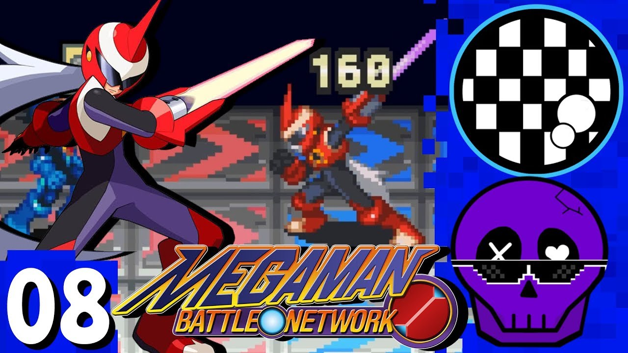 Megaman Battle Network | PART 8 | w/Trevor