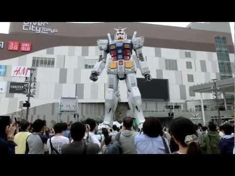 Jepang Luncurkan Robot Gundam Terbesar di Dunia - /sungaikapuas