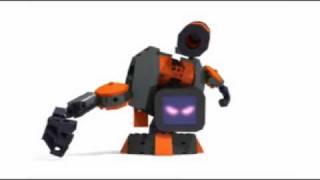 LEGO Universe Battle Mech Animations