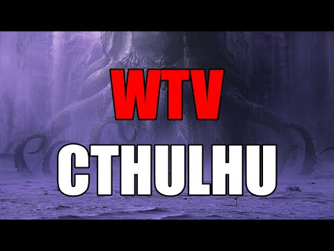 What You Need To Know About CTHULHU