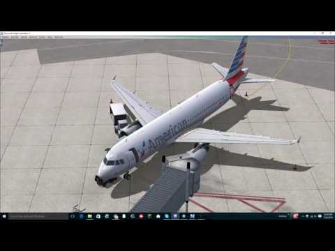 FSX: Boston to Philadelphia and Back