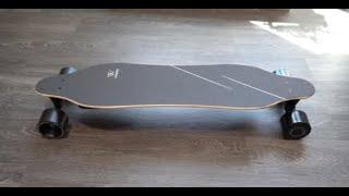 Wowgo 3 (Noir) - Unboxing et Test - Meilleur skate électrique du marché?