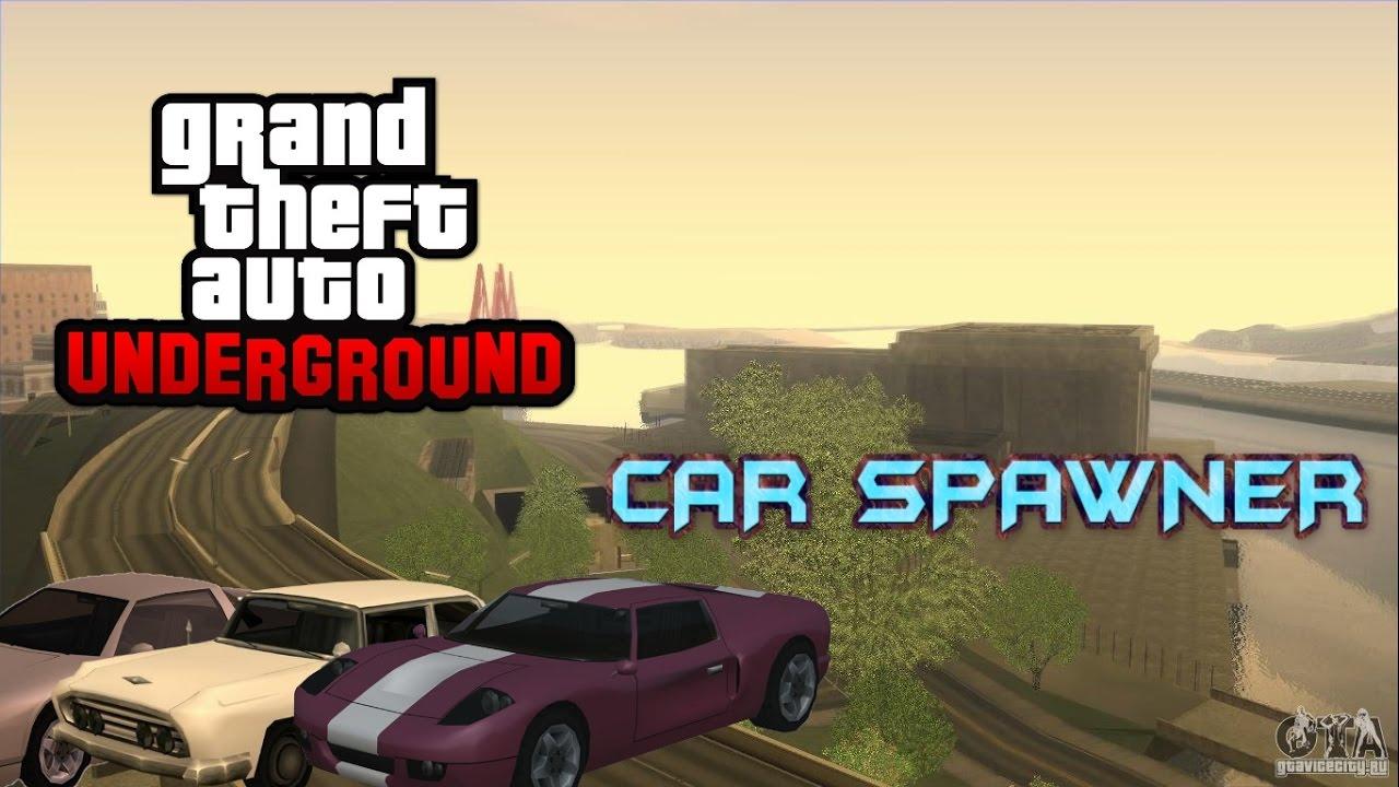 Gta  Car Spawner Free Download