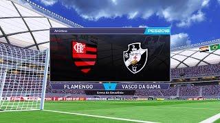 PES 2016 - Flamengo x Vasco  Patch BMPES 2016