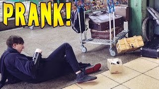HARRY POTTER PRANK!