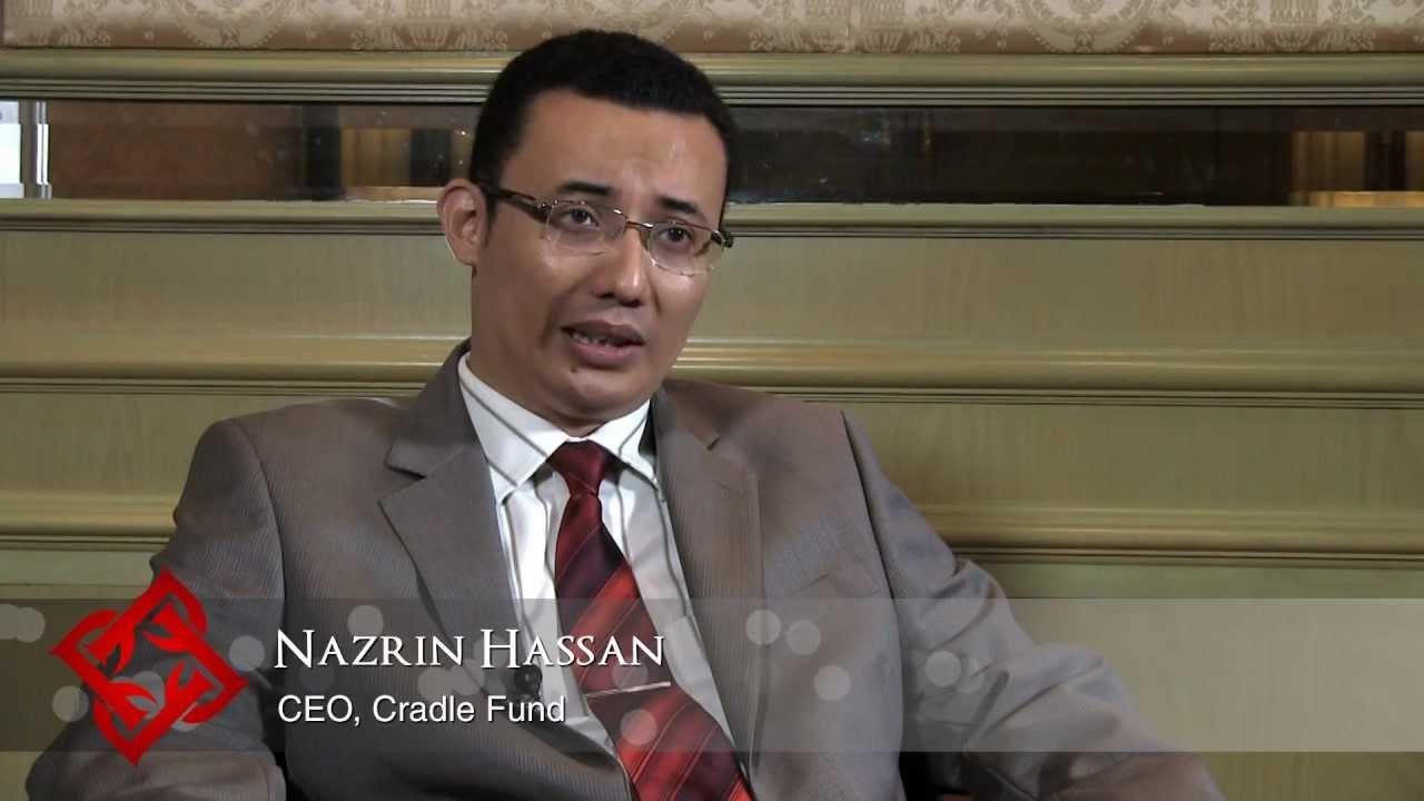 Executive Focus: Nazrin Hassan, CEO, Cradle Fund Sdn Bhd