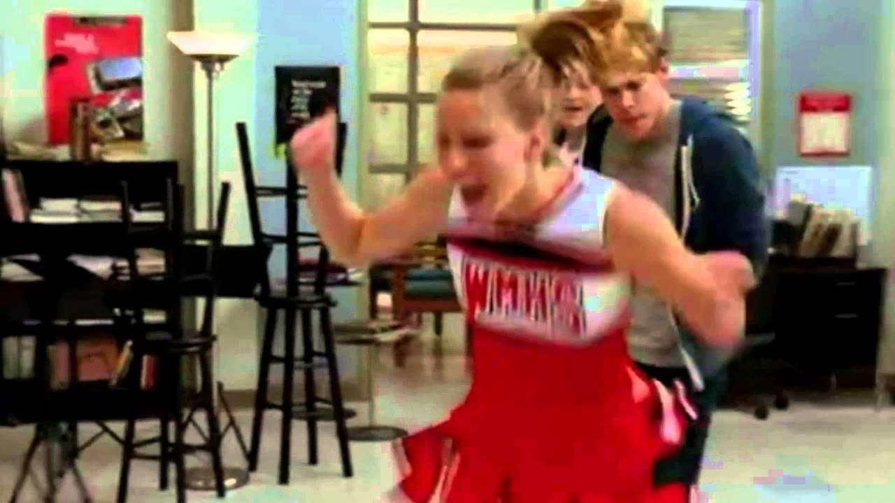 GLEE - Dance With Somebody (Who Loves Me) (Full