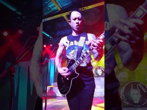Trivium live October 17th at The Music Farm (Charleston ,SC USA )