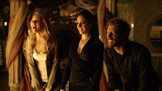Lost Girl - Official Clip - Dyson Touched My Boob!