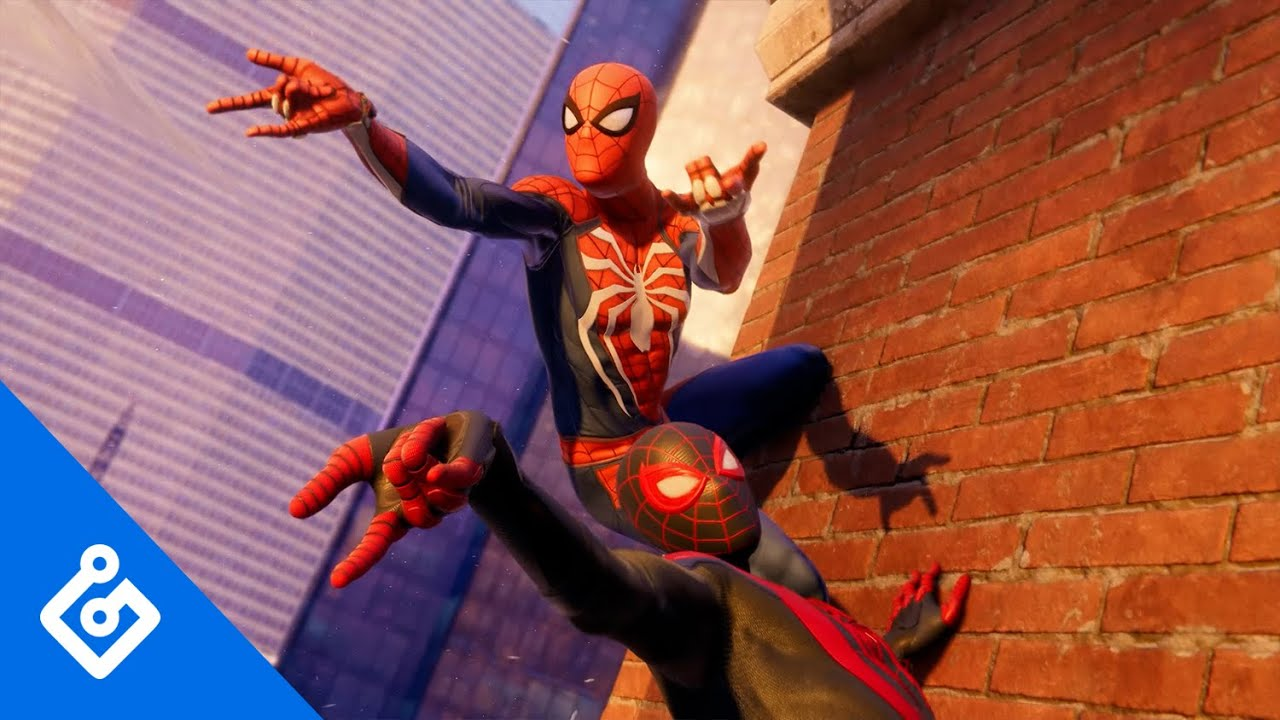Download Checking In On Miles And Peter In Marvel's Spider-Man: Miles Morales (4K)