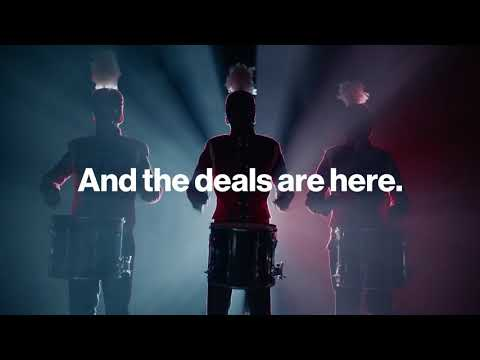 Verizon Commercial 2017 - (USA)