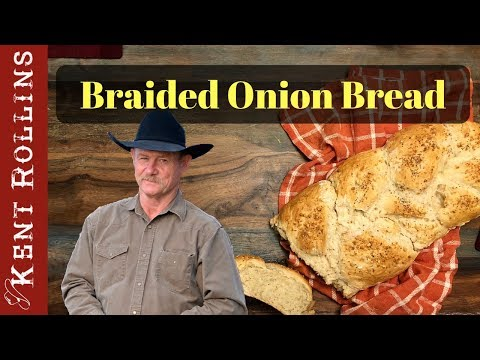 Savory Onion French Bread