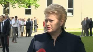 LRT EBU Lithuania react on migrant resettlement quatas