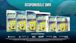 SpongeBob Squarepants: La Vendetta Robotica di Plankton - Trailer di lancio