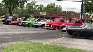 Richlands mini pop up car show