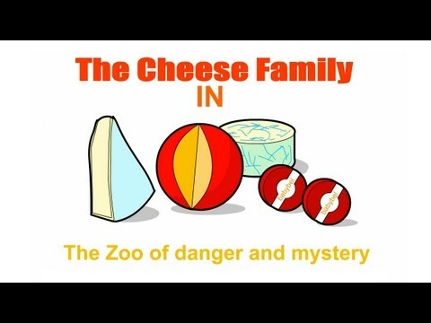 The Cheese Family