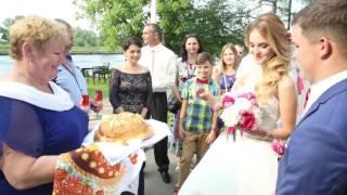 Свадьба Мария и Алексей 15 07 2016