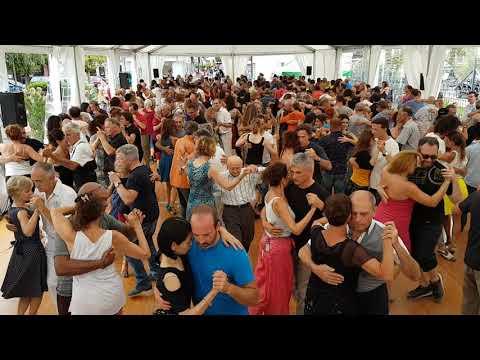 "Milonga - Place Jean Jaurès - DJ  Francesco  ""El Actor"" @ Tarbes en Tango 2018 - Vendredi 24 août"