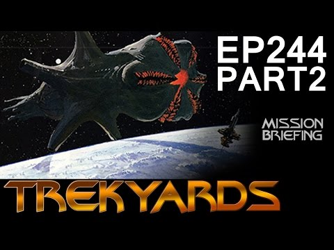 Trekyards EP244 - V'ger (Part 2)