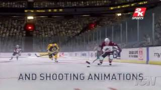 NHL 2K7 Xbox 360 Trailer - Pro Control