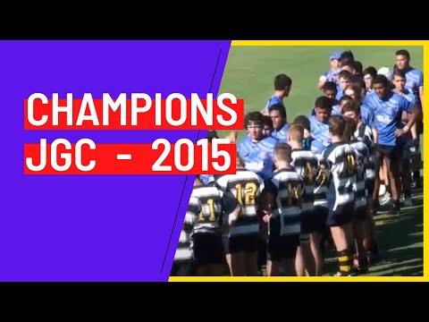 U15 JGC Grand Final WA vs ACT 2015