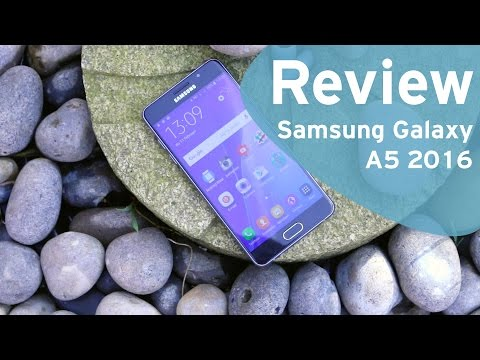 Samsung Galaxy A5 2016 review (Dutch)