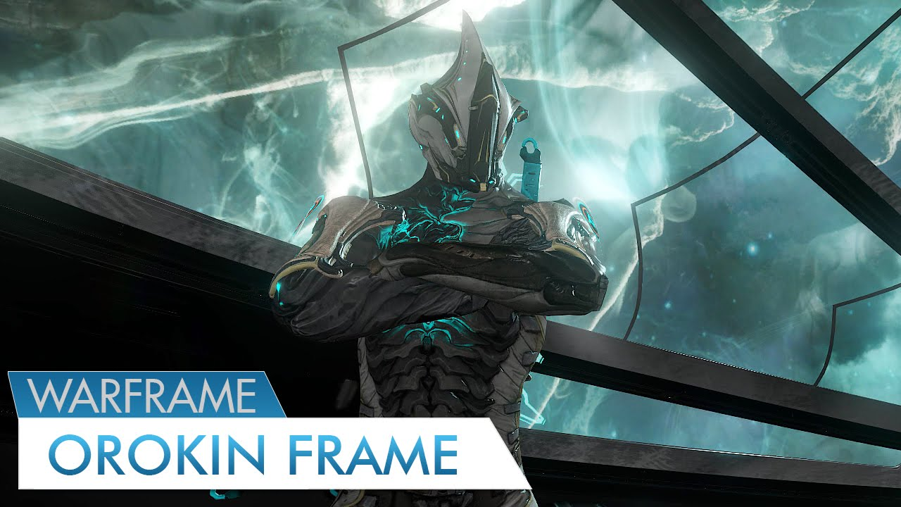 warframe fashion frame orokin  all frames
