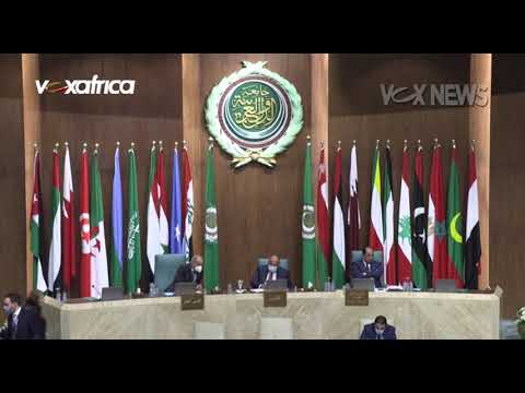 Israeli-Palestinian Conflict: Arab League Urges 'two-state Solution' At Emergency Meeting