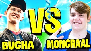 SEN Bugha vs FaZe Mongraal | Who Is Better at Fortnite?