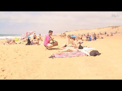 J'aime ma plage, je la respecte et la protège