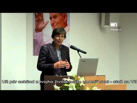 Mária Slivková - Ontológia manželstva a rodiny a ideológia gender