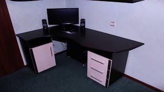 столы компьюторные, угловые столы, салон меблів лідер(, 2016-02-16T17:53:39.000Z)