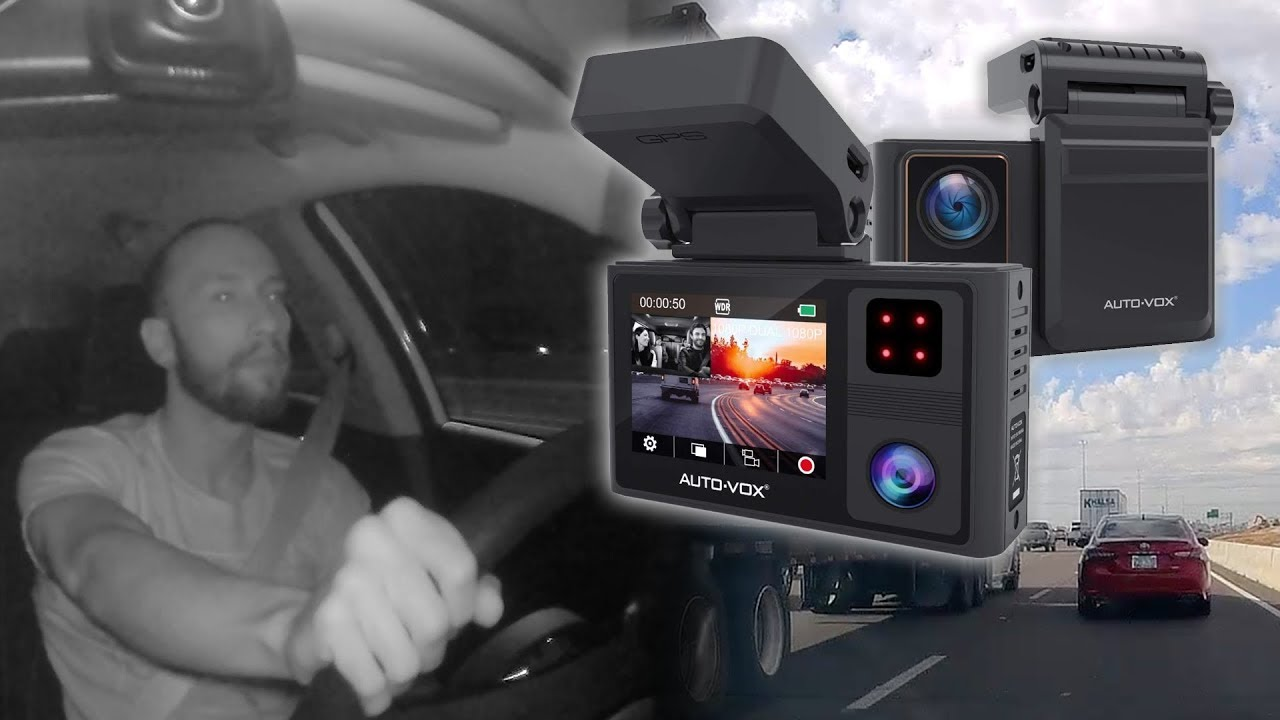 UNBOXING | AUTO VOX Aurora Dual Dash Cam (Front and Inside with