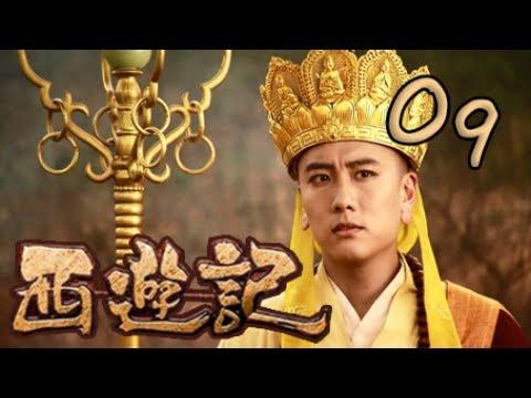 【2010新西游记】(Eng Sub) 第9集 猴王保唐僧 Journey to the West 浙版西游记