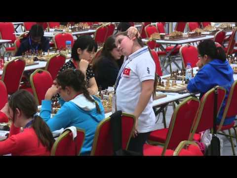 World Youth Chess Championship 2013. Round 3.