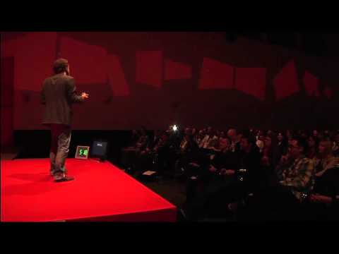 TEDxZurich-David Bauer-On how an ancient greek thinker can help us understand technology
