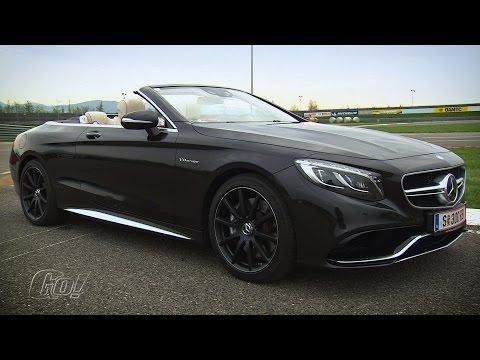 Luxus Trifft Leistung | Mercedes-Benz S63 AMG Cabriolet | Der Test