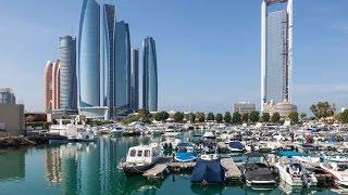 TOP 10 Tallest Buildings In Abu Dhabi U.A.E. 2017/TOP 10 Rascacielos Más Altos De Abu Dabi 2017