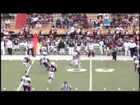 BEASTMODE Joe Anderson Texas Southern's 1 WR