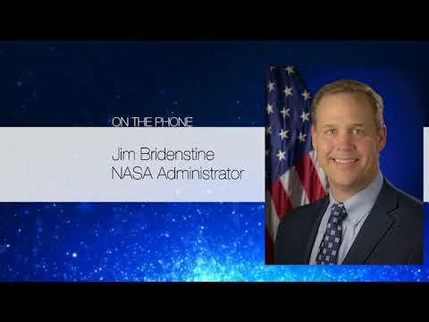 NASA Administrator Addresses InSight Launch Team
