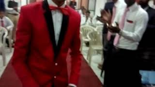 Vikash kumar sahu (blastingbid) zabardast entry in punjab convention (03/11/2018)