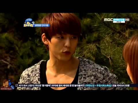 130402 Reckless Family S02 E26 (miss A Min & BTOB Minhyuk cuts)