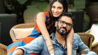 Download Video Exclusive Interview: Athiya Shetty & Sunil Shetty On Doing A Film Together MP3 3GP MP4