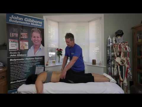 Back Pain? - Is the L5 Spinal FACET Joint fixed Closed OR Open