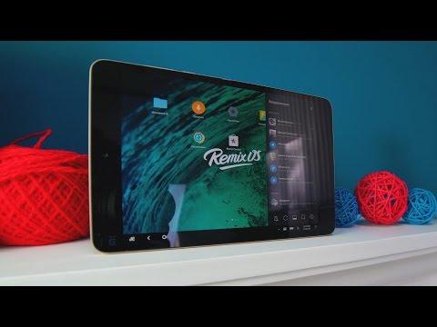 Идеальный Xiaomi Mi Pad 2. Remix OS на мипаде обзор.