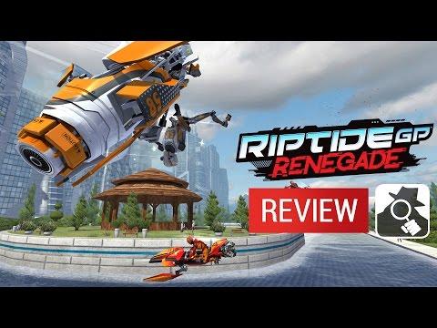 RIPTIDE GP: RENEGADE | AppSpy Review