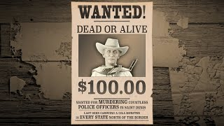 Playing Red Dead Online with a $100 Bounty | RDO | HD