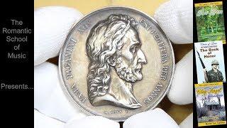 Paganini's Medals / Violin Shop Tour 5 / The Ribs