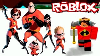 Roblox → FACTORY OF THE INCREDIBLES!! (BIZARRE)-Super Hero Tycoon! #4 🎮