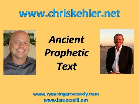Ancient Prophetic Text...